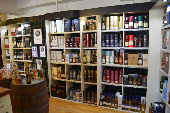 Introduction to Whisky - Granite City Tour Company