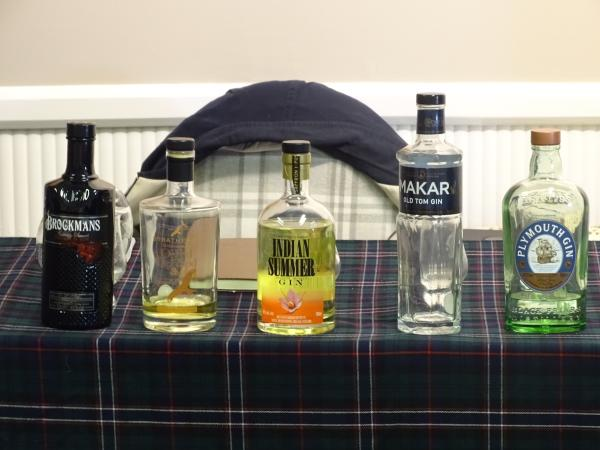 Scotland's Finest Gins - Granite City Tour Company