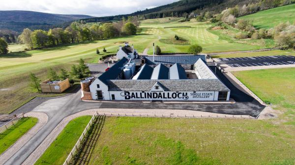Ballindalloch Castle and Distillery (264 image)