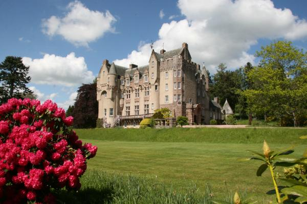 Kincardine Castle - Granite City Tour Company